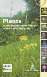 Plants of the Natura 2000 network in the Czech Republic